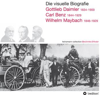 visuelle biografie daimler benz maybach